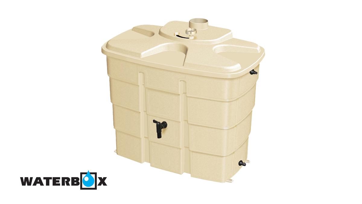 Serbatoio Di Recupero Acqua Piovana Waterbox